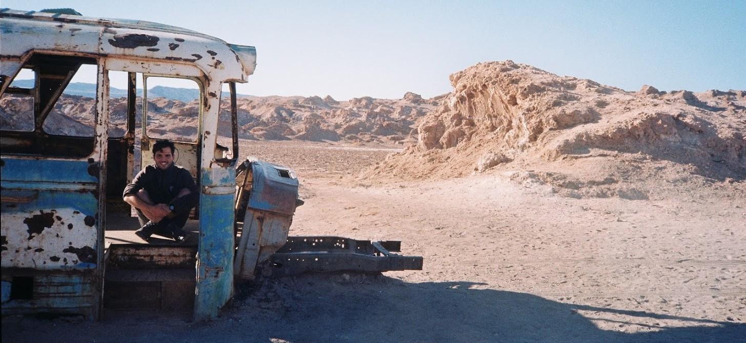 Me in the Atacama :)